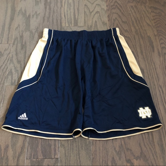 adidas Other - Adidas Notre Dame Athletic Shorts